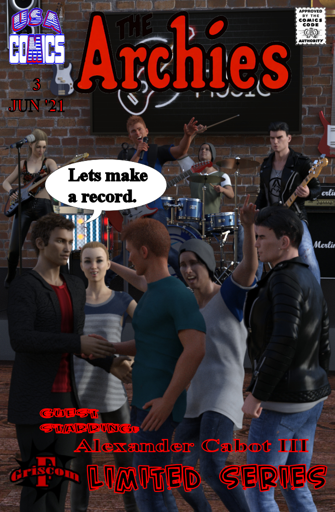 The Archies Issue #3_LS