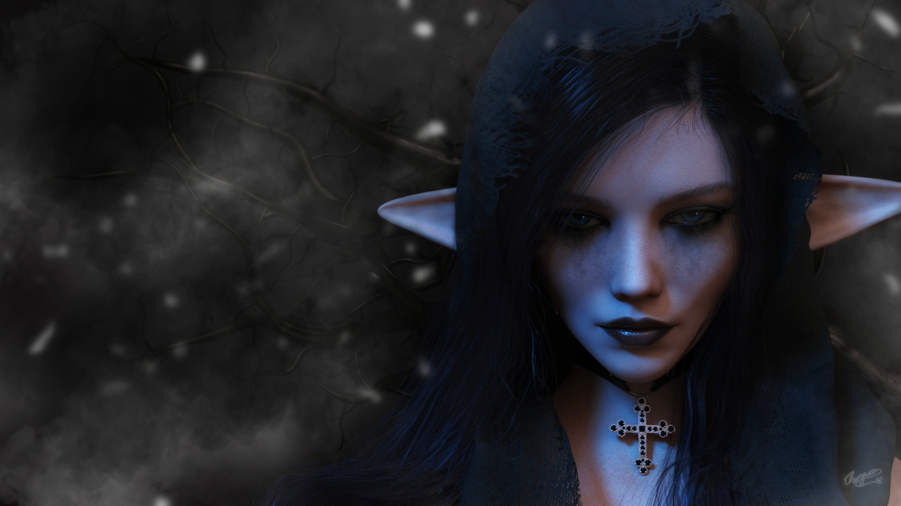 Dark Lilith by Chaosqueens-World