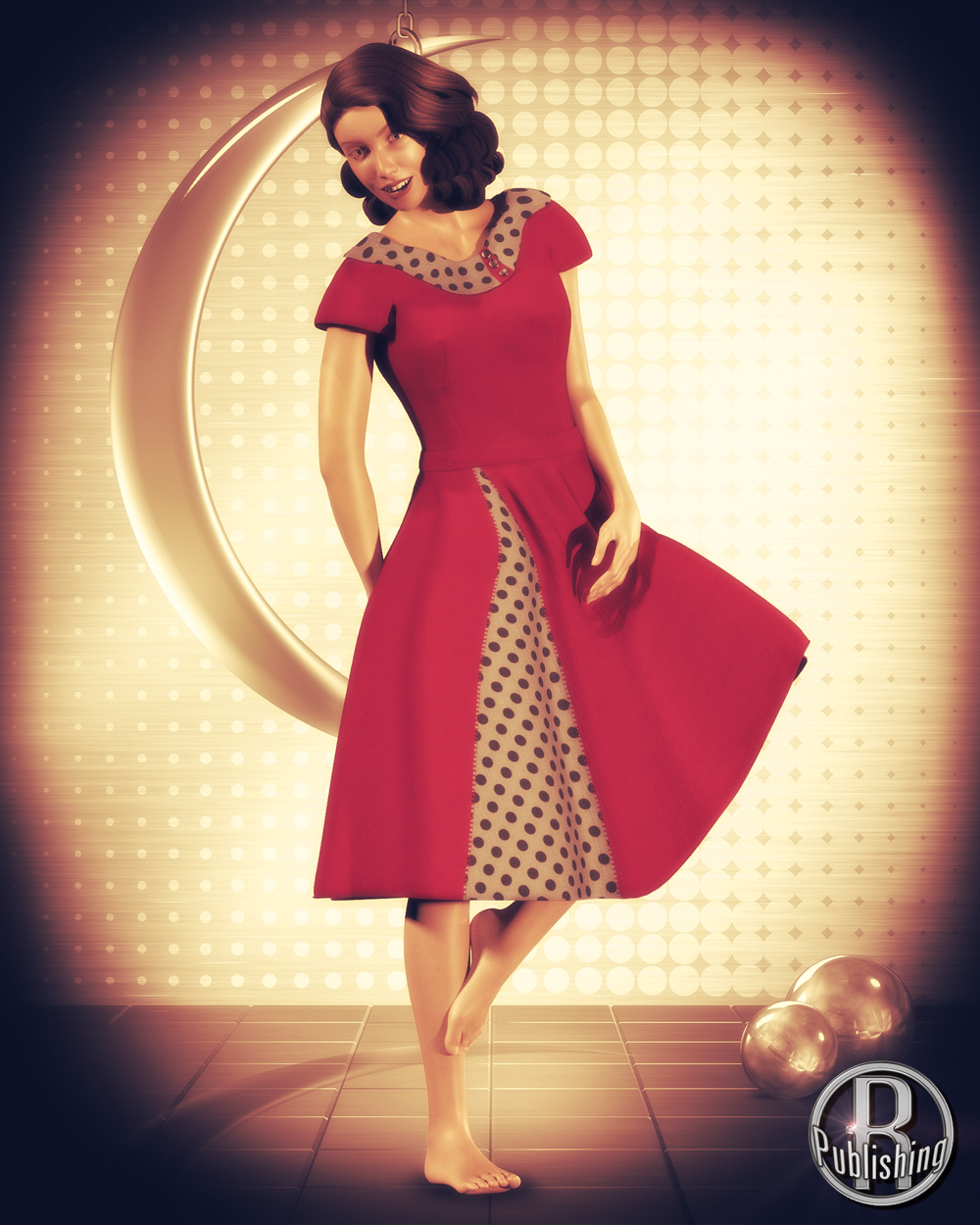 Touch of Retro by RPublishing