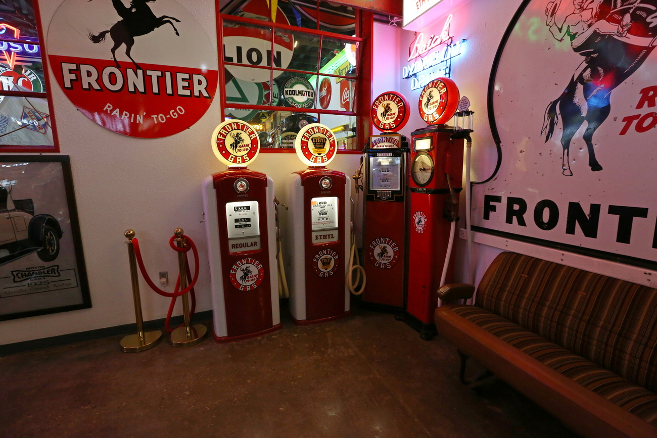 Frontier Auto Museum Gillette Wyoming by Richardphotos