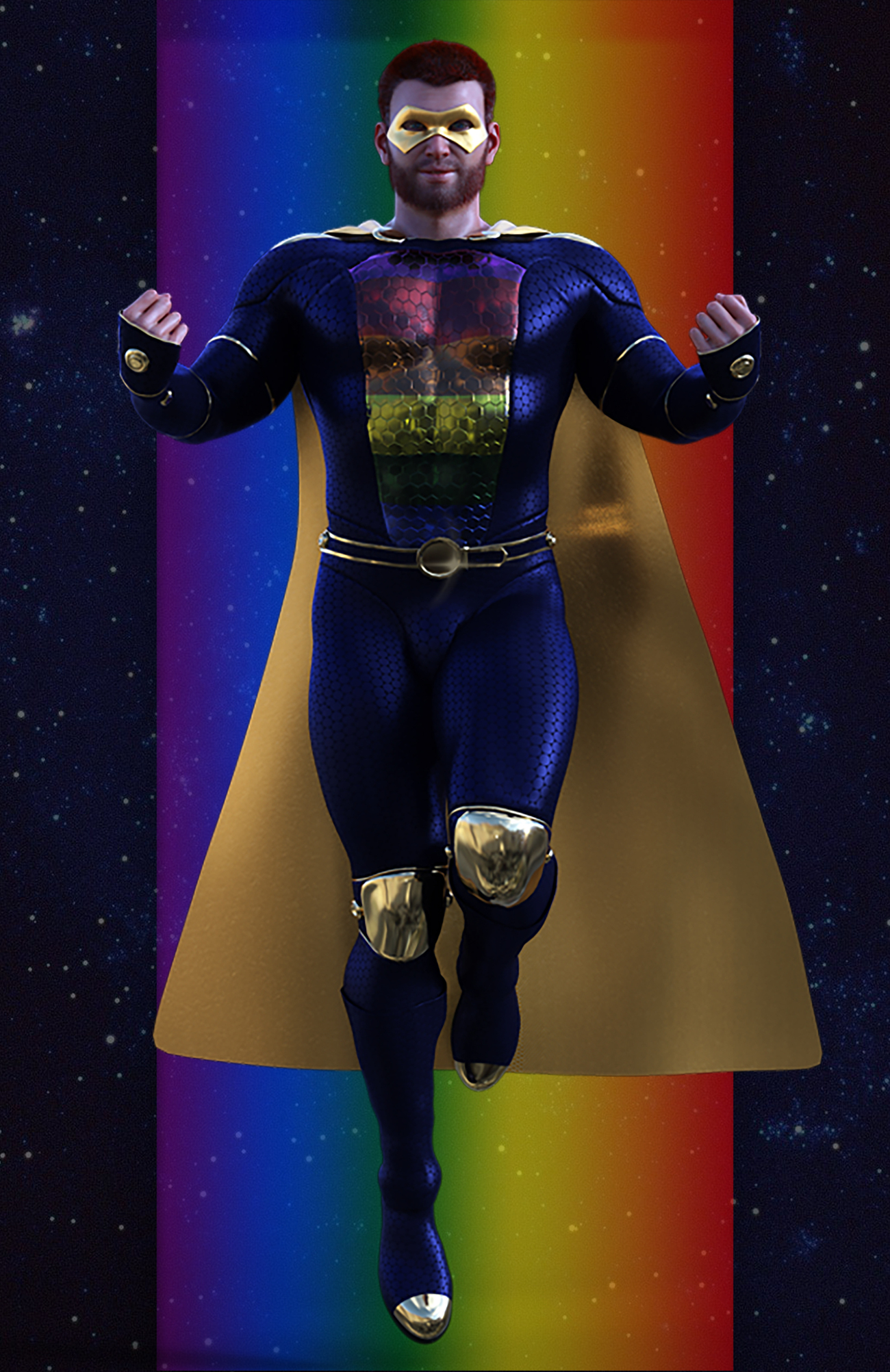 The Power of Pride by RCTSpanky