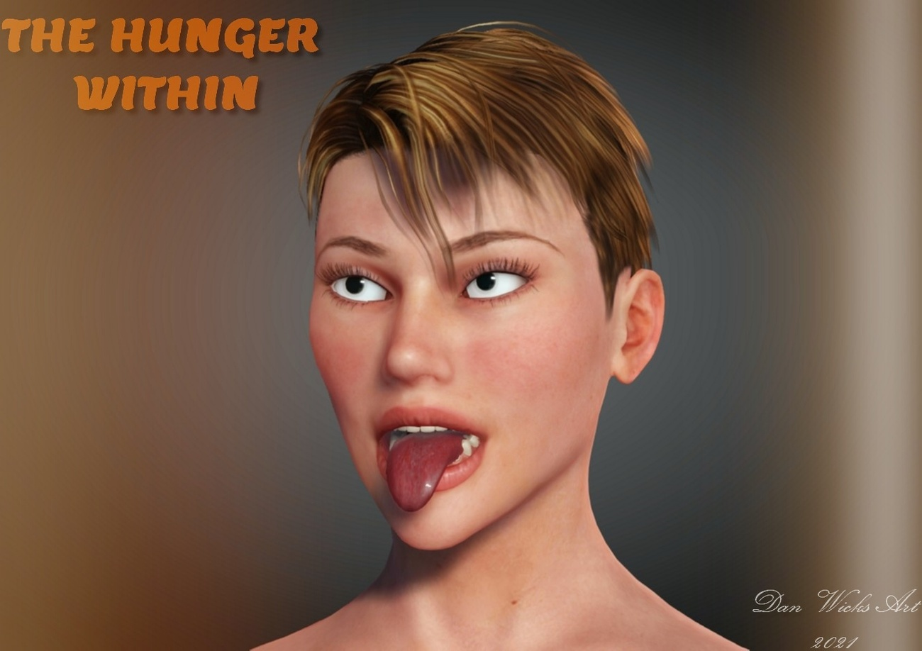 THE HUNGER WITHIN by rocdan