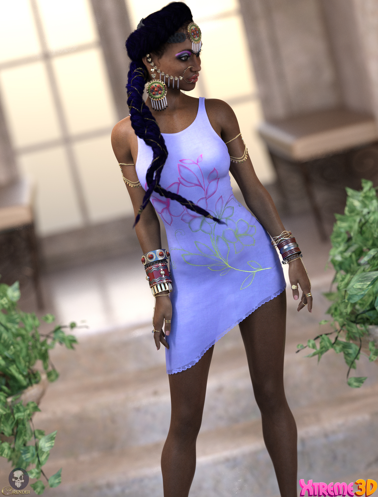 dforce Scandalicious G8F by Nirvy 2 by crender