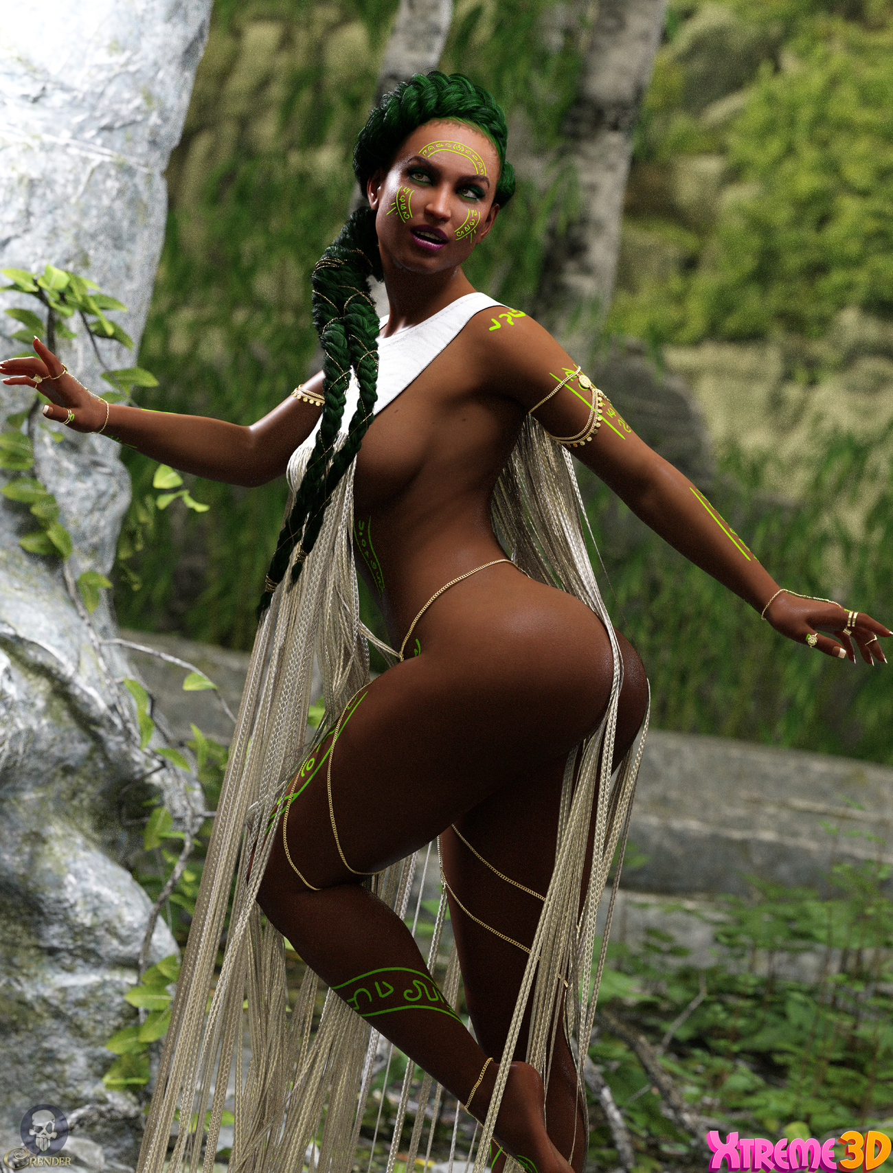 Calixta for G8.1F by TwiztedMetal and Ladyillin 2 by crender