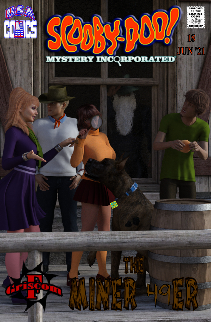 Scooby-Doo: Mystery Inc Issue 18