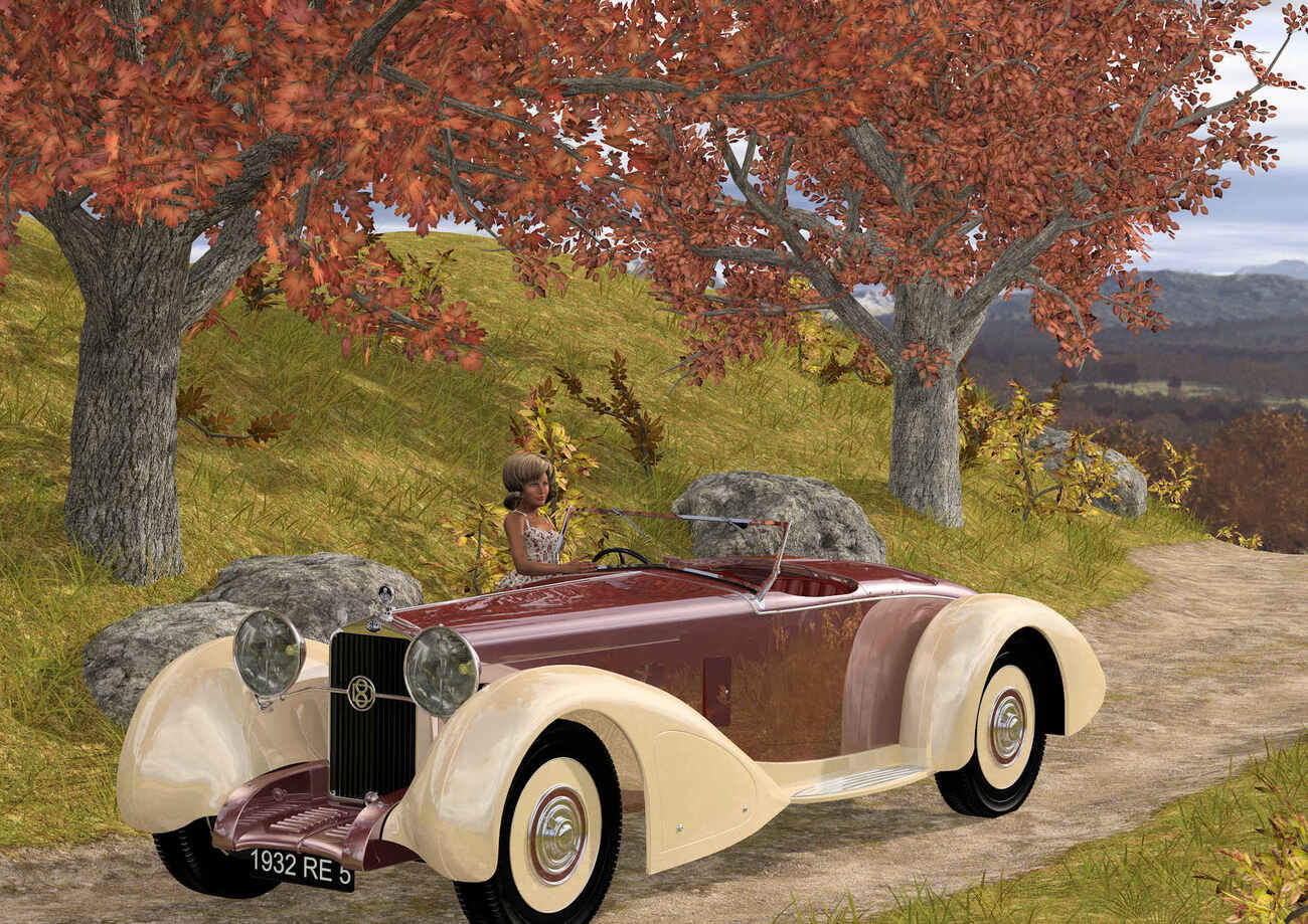 The Thirties by hornet3d