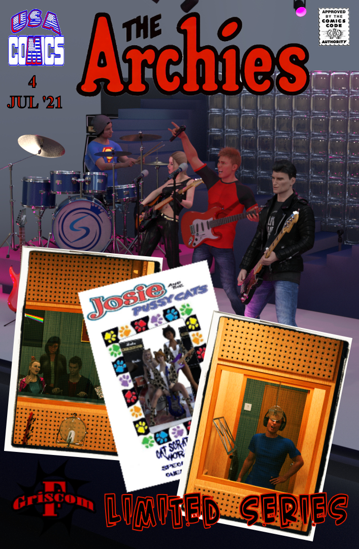 The Archies Issue #4_LS