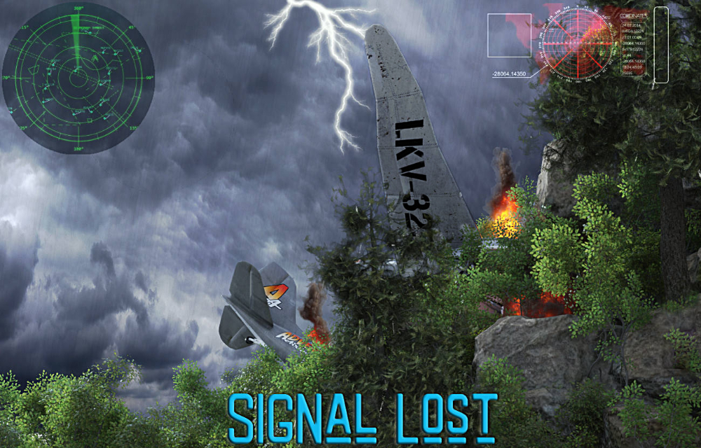 Lost Signal by keener