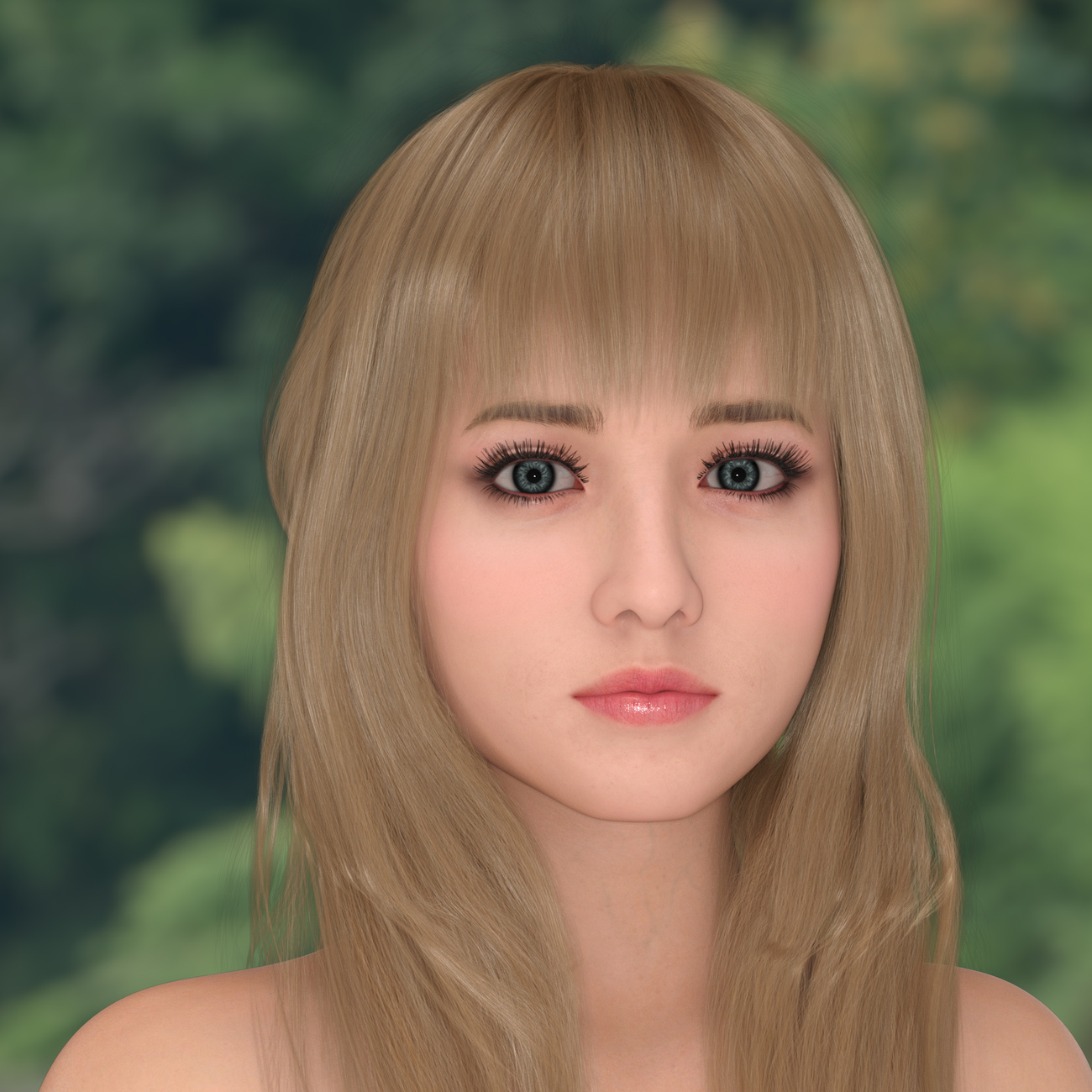 HID Anna Portrait by x7