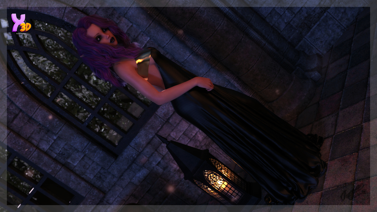Night by Chaosqueens-World
