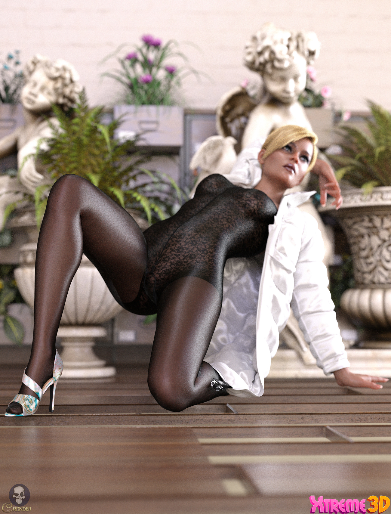 Shoes ReMake 2 for G8.1F by Arryn 2