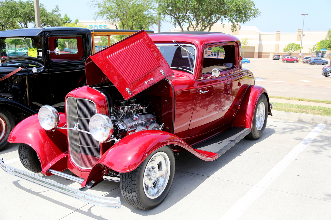 32 Ford 3 window coupe by Richardphotos