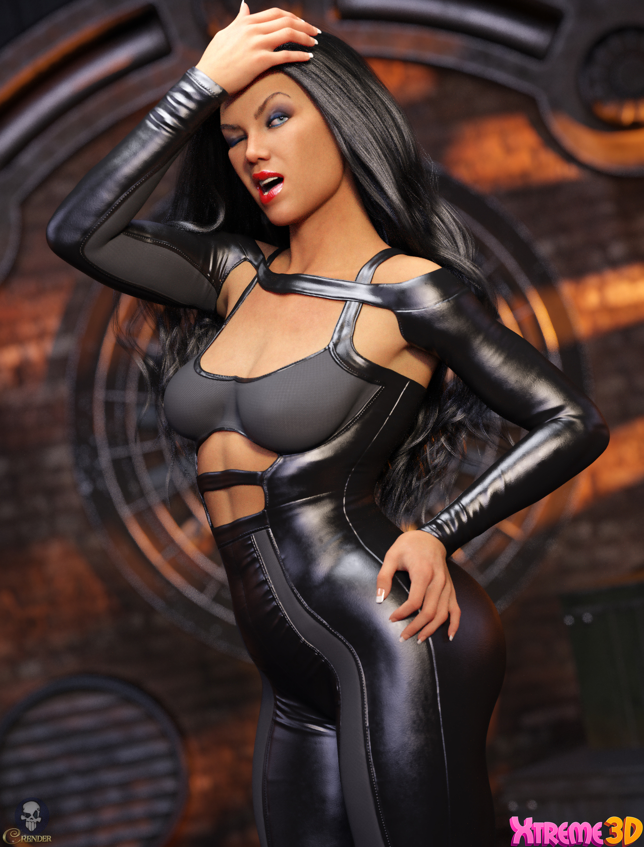 Rayna for G8.1F by TwiztedMetal by crender