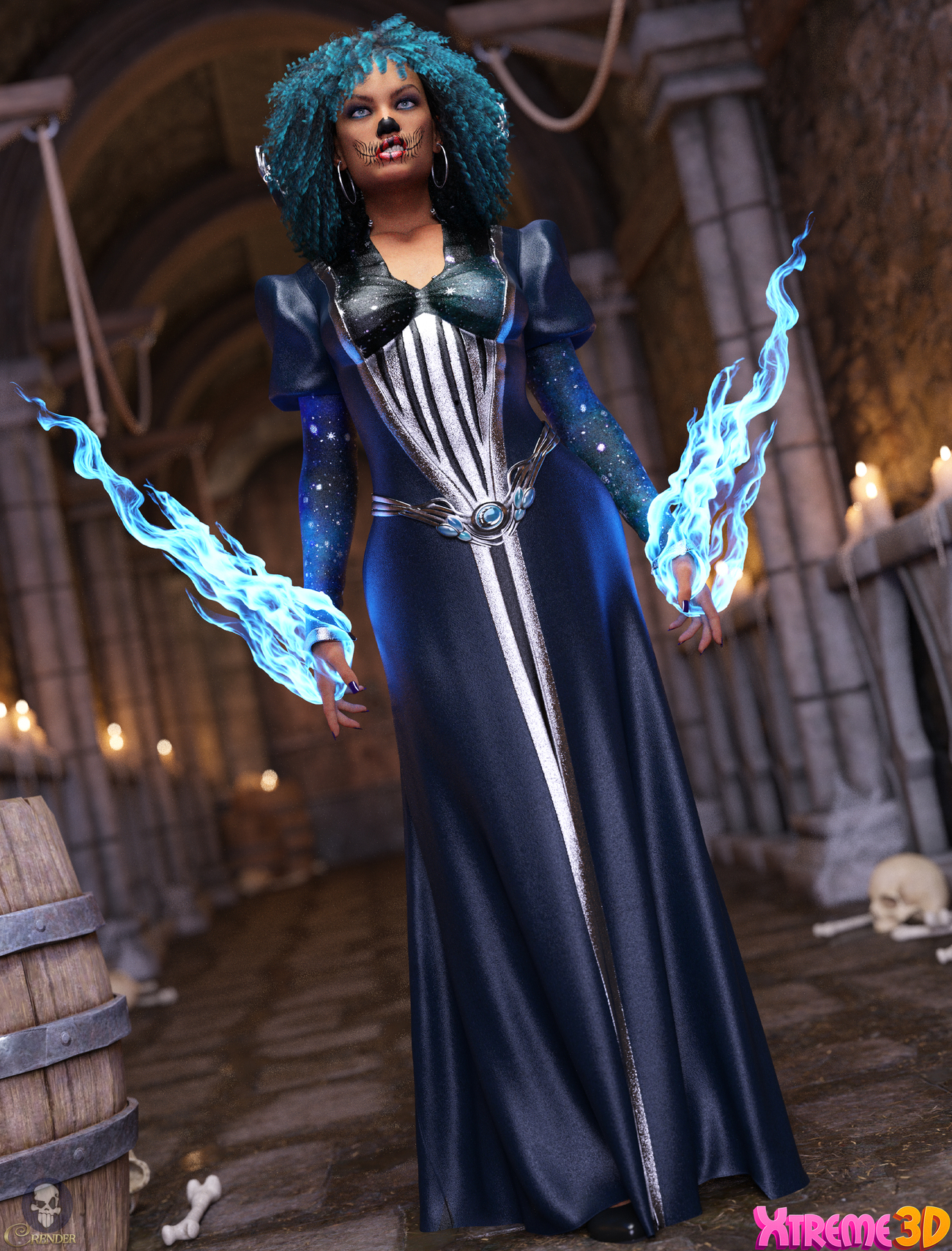 Rayna for G8.1F by TwiztedMetal 2 by crender