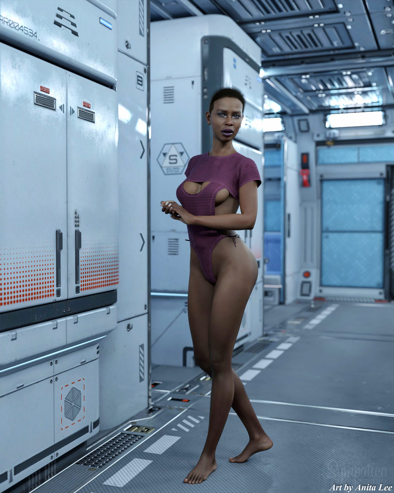 Sexy in Space