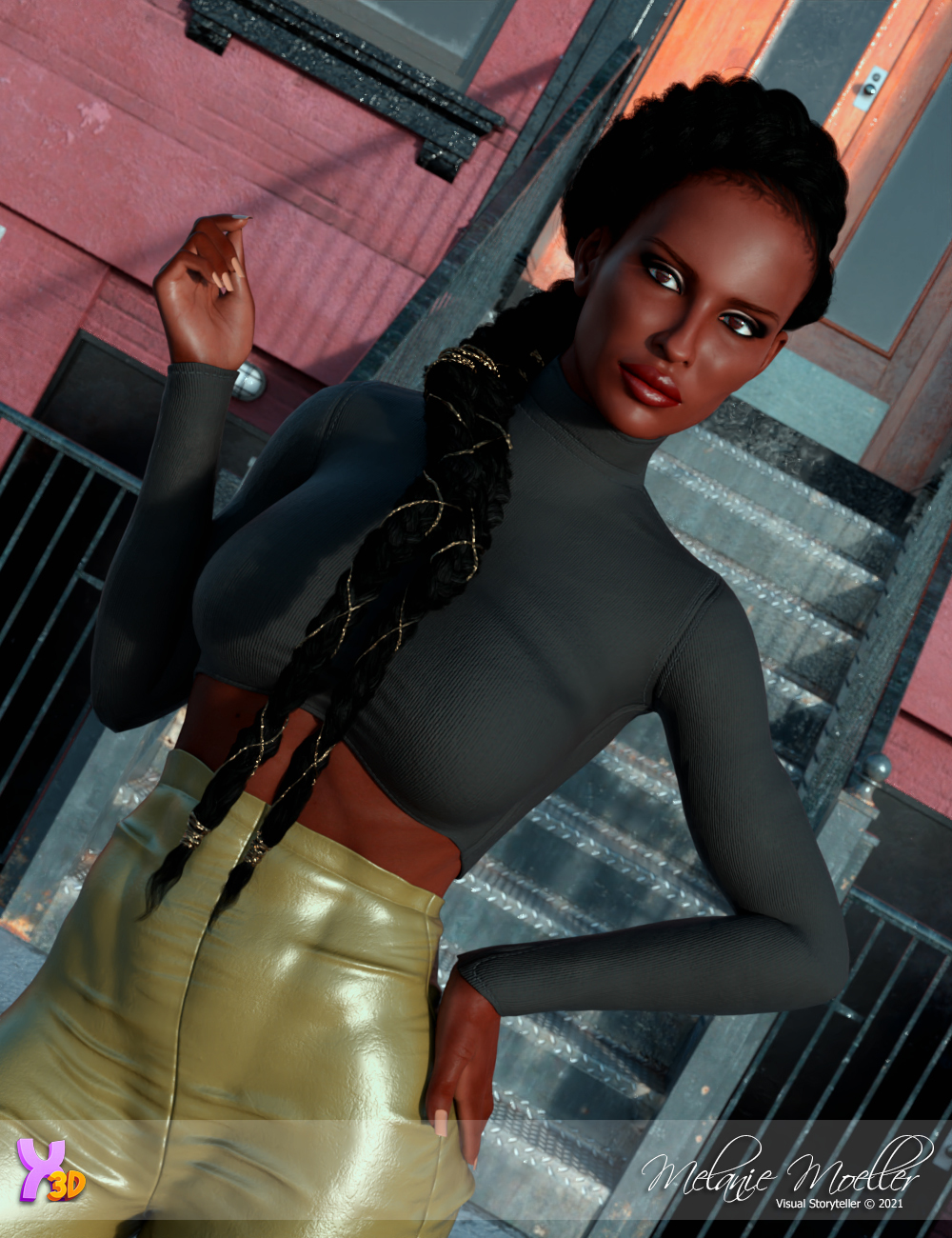 Dionne for samsil by Nyala