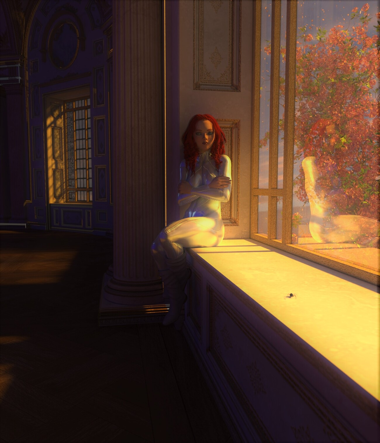 Natasha: Without Love by poser4me