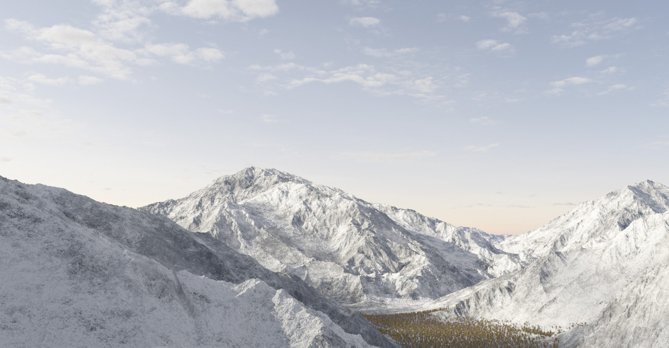 Inuwarmah : In the Patriqua Mountains by DMFW