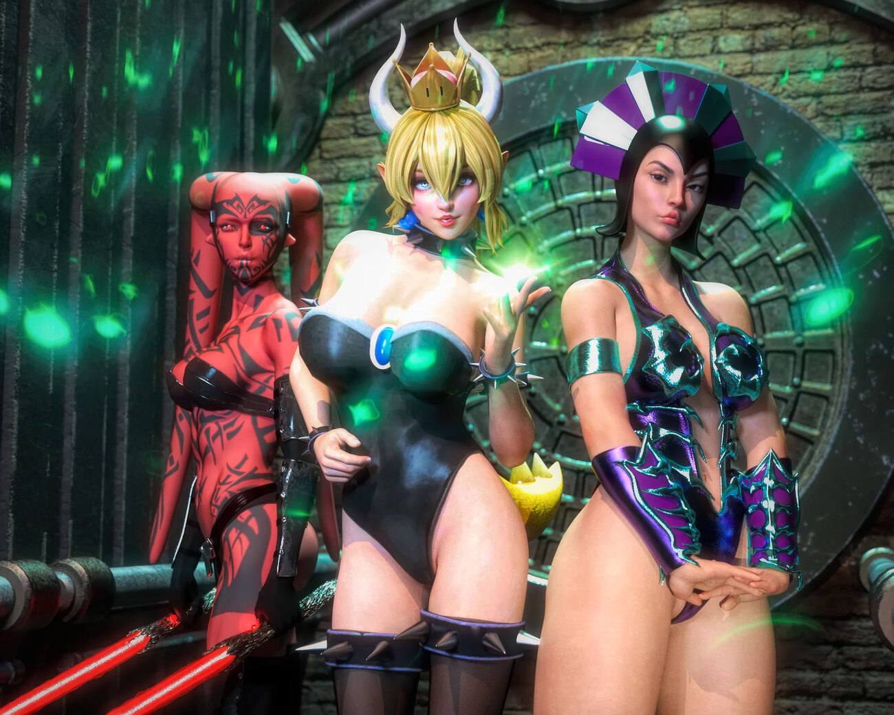 Bad Girls by ertle2