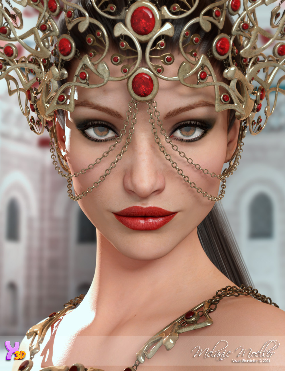 Sine for Angela3D by Nyala