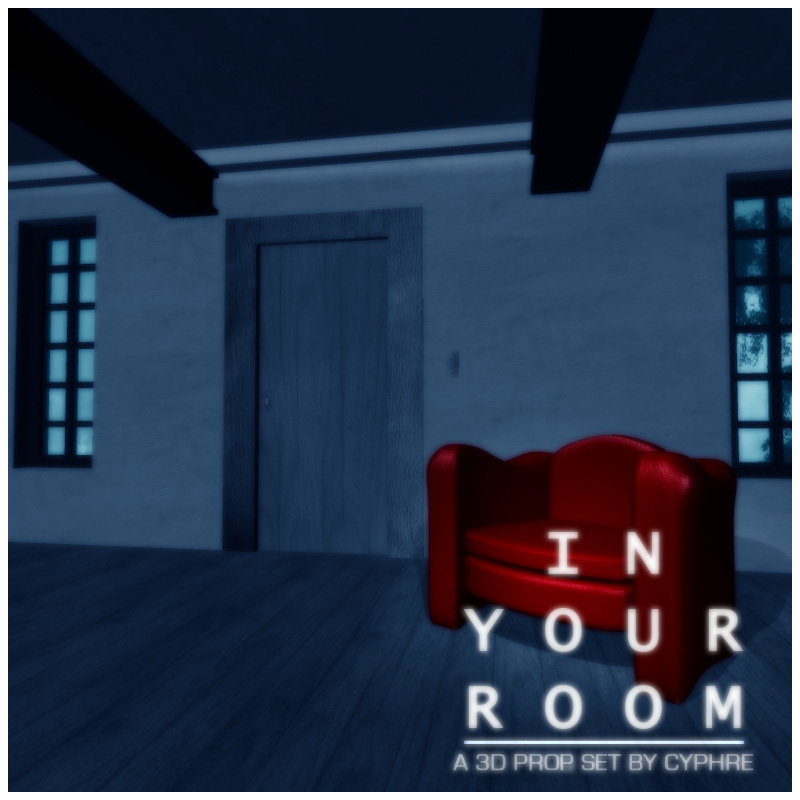 In Your Room - Promo #1 by Cyphre