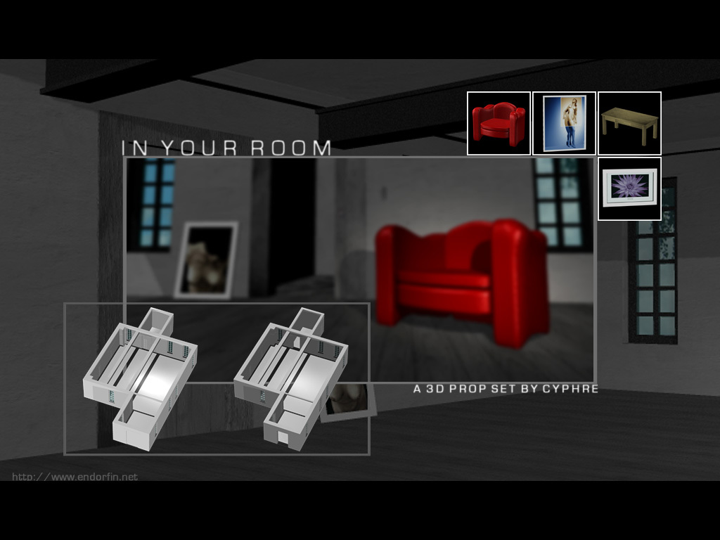 In Your Room - Promo #2 by Cyphre