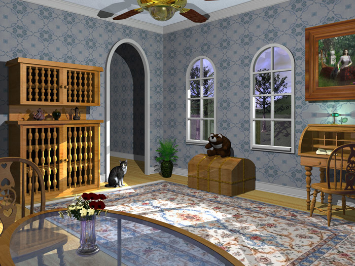 A room by ascript