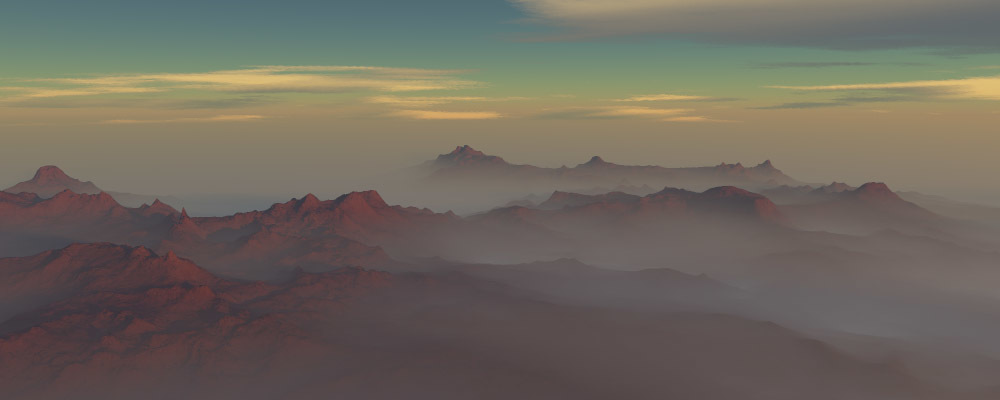 Fog in The Valleys by carlucci