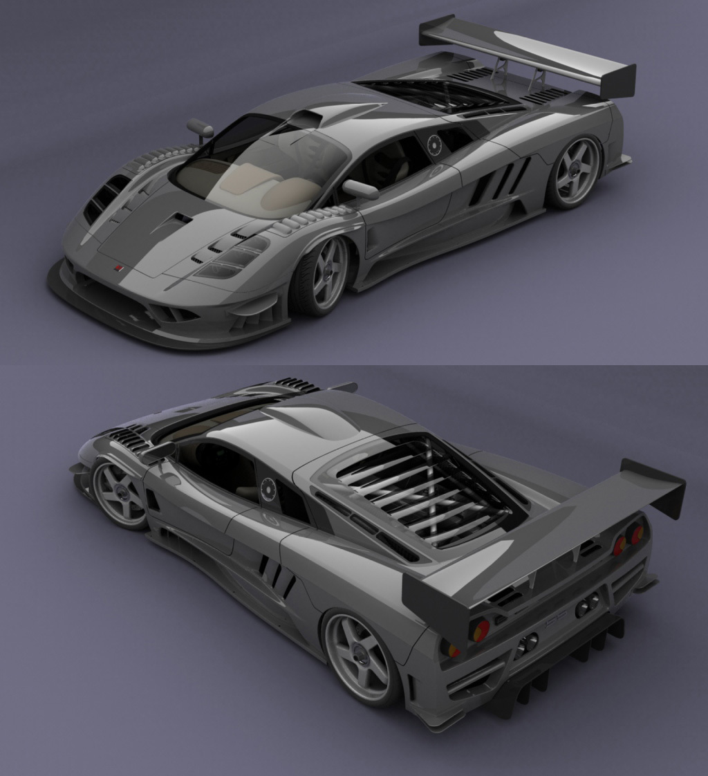 saleen s5gts,.... by sabaman