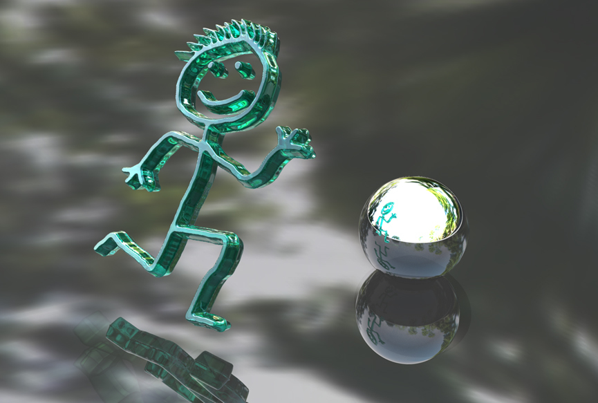 Stickdude goes HDRI - almost! by kaom