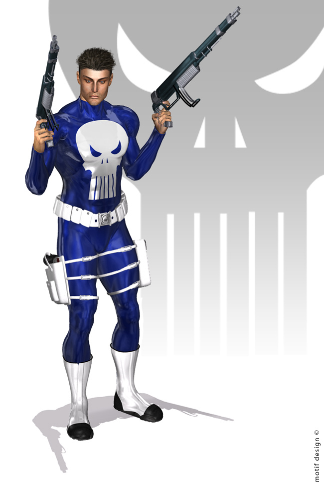 The Punisher *comic edition*
