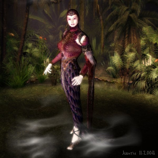 Mystic (for german-witch) by anny