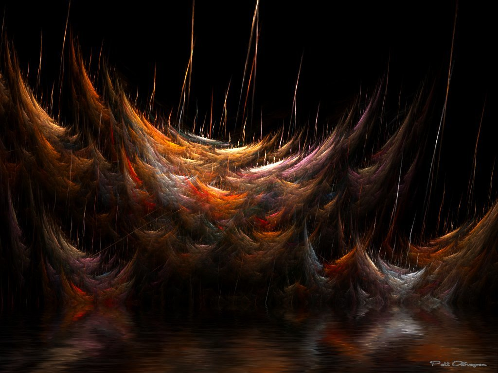 Lake of Fire by Snow_Angel