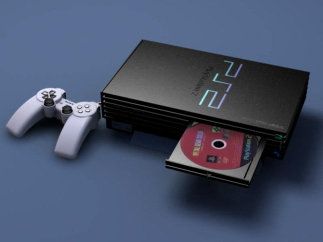 PS2 by vlads