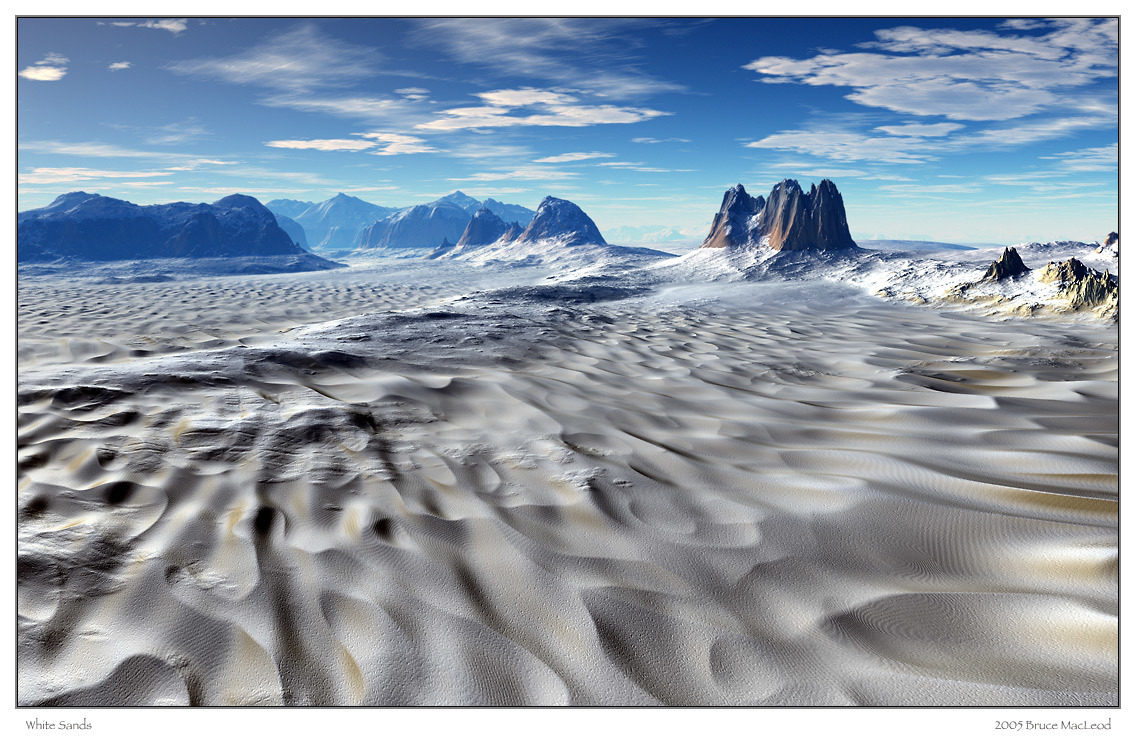 White Sands by bpmac